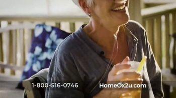 Home Oxygen 2-U Portable Oxygen Concentrator TV Spot, 'Beach' - Thumbnail 8