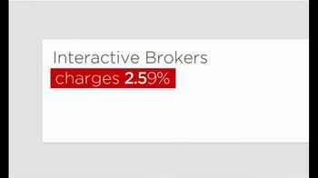 Interactive Brokers TV Spot, 'Margin Loan: 2.59 Percent' - Thumbnail 1