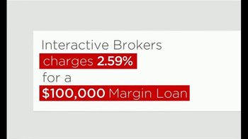 Interactive Brokers TV Spot, 'Margin Loan: 2.59 Percent' - Thumbnail 2