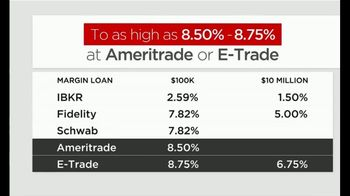 Interactive Brokers TV Spot, 'Margin Loan: 2.59 Percent' - Thumbnail 5