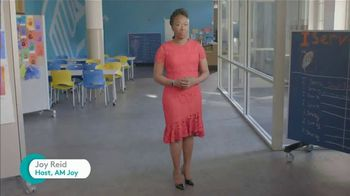Comcast Corporation TV Spot, 'NBC: Communities of Color and Safety' Featuring Joy Reid