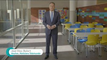 Comcast Corporation TV Spot, 'NBC: Latinos' Featuring Jose Diaz-Balart