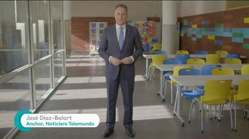 Comcast Corporation TV Spot, 'NBC: Latinos' Featuring Jose Diaz-Balart