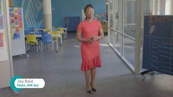 Comcast Corporation TV Spot, 'NBC: Communities of Color and Fair Funding' Featuring Joy Ann Reid - Thumbnail 1