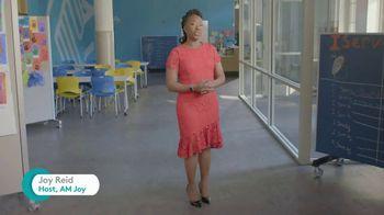 Comcast Corporation TV Spot, 'NBC: Participate' Featuring Joy Ann Reid - Thumbnail 1