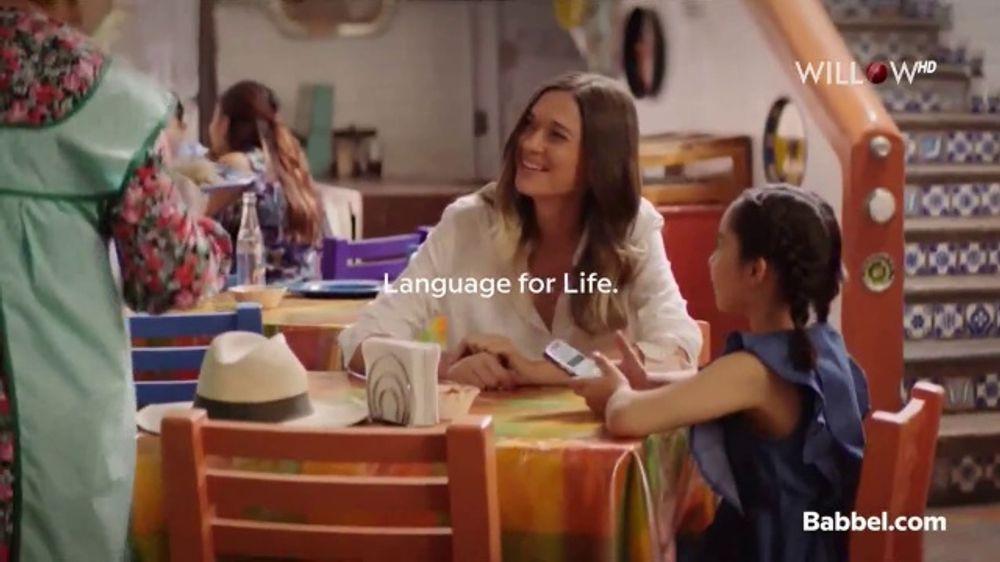 Babbel TV Commercial, 'Learning Spanish'