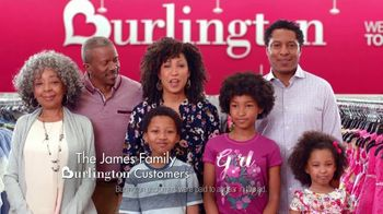 Burlington TV Spot, 'Easter Is the James Family's Favorite Time of Year' - Thumbnail 2