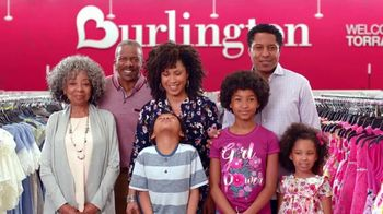 Burlington TV Spot, 'Easter Is the James Family's Favorite Time of Year'