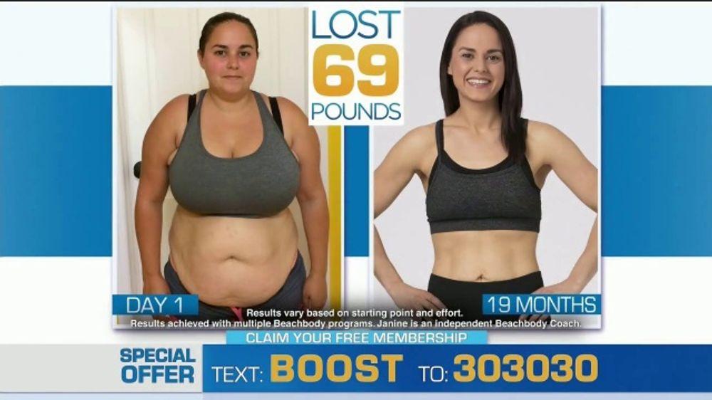 Beachbody On Demand TV Commercial, 'Melt Off the Fat'