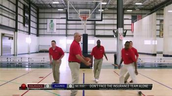 Morgan & Morgan Law Firm TV Spot, 'Basketball Game' - Thumbnail 2