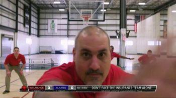 Morgan & Morgan Law Firm TV Spot, 'Basketball Game' - Thumbnail 3