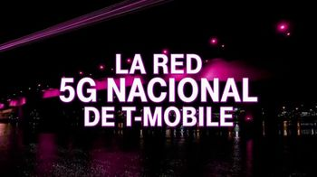 T-Mobile TV Spot, 'Ya está aquí la red 5G nacional' [Spanish]