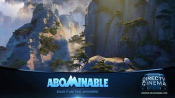 DIRECTV Cinema TV Spot, 'Abominable' - Thumbnail 2