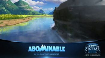 DIRECTV Cinema TV Spot, 'Abominable' - Thumbnail 3