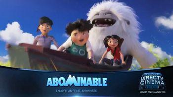 DIRECTV Cinema TV Spot, 'Abominable' - Thumbnail 4