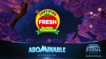 DIRECTV Cinema TV Spot, 'Abominable' - Thumbnail 5