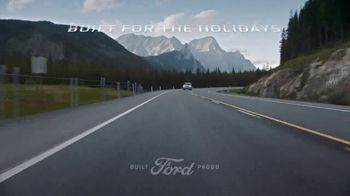 Ford Built for the Holidays Sales Event TV Spot, 'Completely Re-Imagined: 2020 Explorer' [T1] - Thumbnail 9