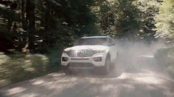 Ford Built for the Holidays Sales Event TV Spot, 'Completely Re-Imagined: 2020 Explorer' [T1] - Thumbnail 3