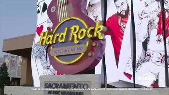 Hard Rock Hotels & Casino Sacramento Ultimate Million Dollar Cash and Cars Giveaway TV Spot, 'Everyone Wins' - Thumbnail 2