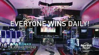 Hard Rock Hotels & Casino Sacramento Ultimate Million Dollar Cash and Cars Giveaway TV Spot, 'Everyone Wins' - Thumbnail 4