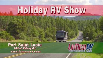 La Mesa RV Holiday RV Show TV Spot, '2020 Winnebago Minnie: $166 Per Month' - Thumbnail 5