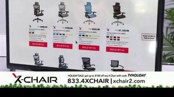 X-Chair Holiday Sale TV Spot, 'Nancy: $100 Off' - Thumbnail 7