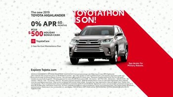 Toyota Toyotathon TV Spot, 'Yellow Paper' Song by Joy Williams [T2] - Thumbnail 5