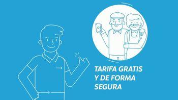Xoom TV Spot, 'Tarifa gratis' [Spanish] - Thumbnail 1