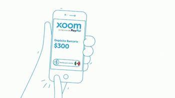 Xoom TV Spot, 'Tarifa gratis' [Spanish] - Thumbnail 3