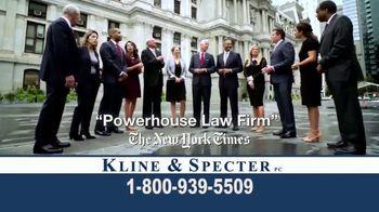 Kline & Specter TV Spot, 'Powerhouse'