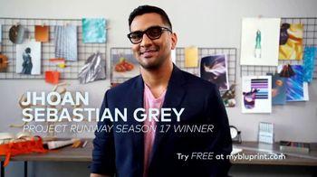 Bluprint TV Spot, 'Project Runway: Some Fresh Inspo' Featuring Jhoan Sebastian Grey - 6 commercial airings