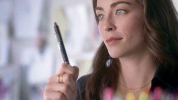 Pilot FriXion Fineliner Erasable Pens TV Spot, 'Erase Doubt' - Thumbnail 3