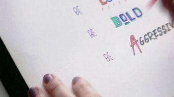 Pilot FriXion Fineliner Erasable Pens TV Spot, 'Erase Doubt' - Thumbnail 5