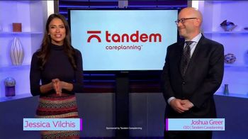 Tandem Careplanning TV Spot, 'NBC 4: A New Type of Caregiving Service' - Thumbnail 2
