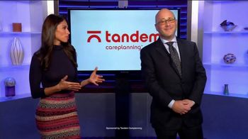 Tandem Careplanning TV Spot, 'NBC 4: A New Type of Caregiving Service' - Thumbnail 3