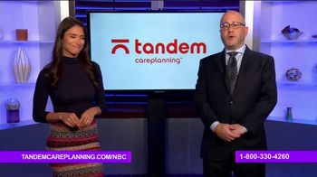 Tandem Careplanning TV Spot, 'NBC 4: A New Type of Caregiving Service' - Thumbnail 4