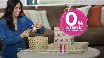 Ashley HomeStore TV Spot, 'Home for the Holidays: 25 Percent: Sofas & Dining' Song by Midnight Riot - Thumbnail 2