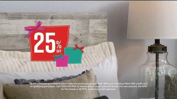 Ashley HomeStore TV Spot, 'Home for the Holidays: 25 Percent: Sofas & Dining' Song by Midnight Riot - Thumbnail 3