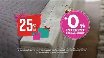 Ashley HomeStore TV Spot, 'Home for the Holidays: 25 Percent: Sofas & Dining' Song by Midnight Riot - Thumbnail 4