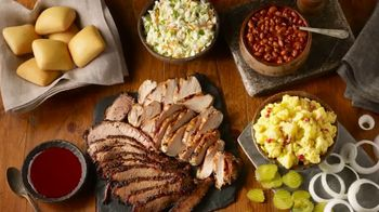 Dickey's BBQ TV Spot, 'DoorDash: Send Everyone Home Satisfied' - Thumbnail 1