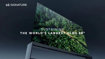 LG Signature TV Spot, '8K OLED TV'