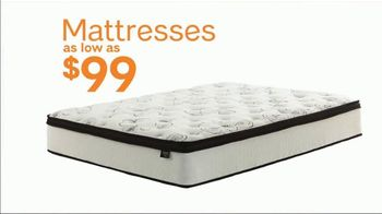 Ashley HomeStore Outlet TV Spot, 'Mattresses and Sofas: Next Day Delivery' Song by Midnight Riot - Thumbnail 3
