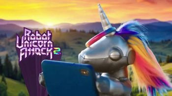 Adult Swim Games TV Spot, 'The Real Cost: Robot Unicorn Attack 2' - Thumbnail 9