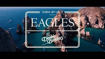 The Eagles and The Doobie Brothers TV Spot, '2020 Los Cabos'
