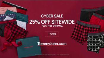Tommy John Cyber Sale TV Spot, '25% Off Plus Free Shipping' - Thumbnail 6