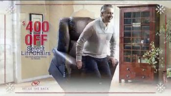 Relax the Back TV Spot, 'Gifts of Comfort' - Thumbnail 2