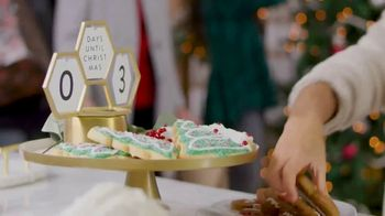 DaySpring Cards Simply Christmas Collection TV Spot, 'Flurry of Activity' Ft.Candace Cameron Bure