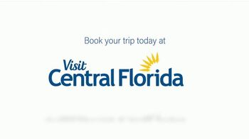 Central Florida Visitors & Convention Bureau TV Spot, 'Florida's Sweetest Spot' - Thumbnail 9