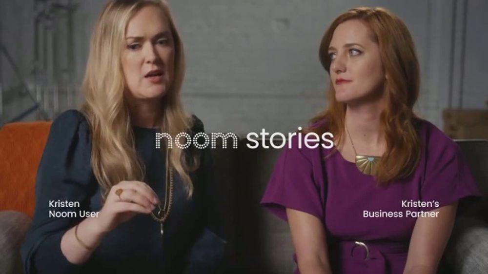 Noom TV Commercial, 'Noom Stories: Map'