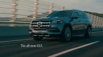 Mercedes-Benz GLS TV Spot, 'Can't' [T2]